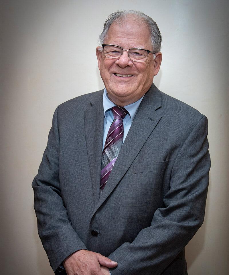 Pastor Bob Rieth